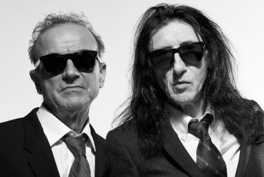 Dr. John Cooper Clarke &                       Hugh Cornwell - This Time It's Personal
